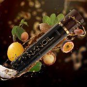 Nanoil - Koncentreret kraft af naturlige hårolier